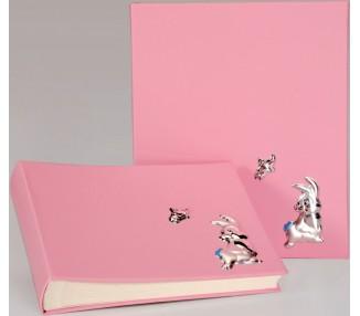Album bimbo rosa 20x25 cm