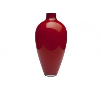 Vaso fedra anfora cm 39 vetro glass rgioros