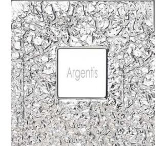 Cornice in argento fascia larga 10x10cm