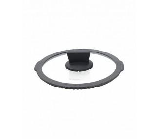 Coperchio silicone trasparente cm.28 ambiziosa