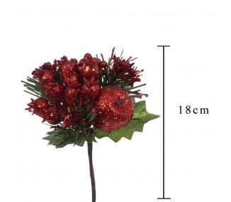 Pick c/mela d.10 cm