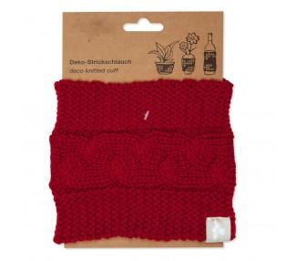 Manicotto 15x13 cm lana