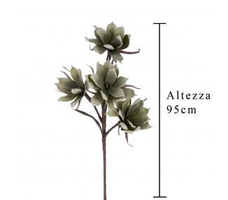 Magnolia 95 cm Olive green