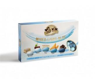 Mixed light blue 1 kg