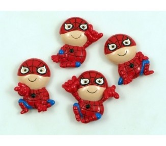 Magnete spider man pose assortite