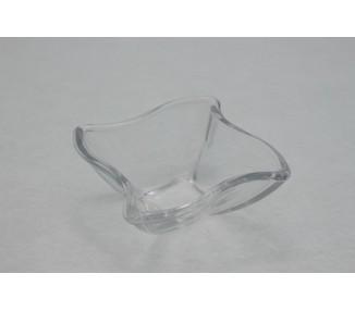Ciotolina vetro quadrata*48-6