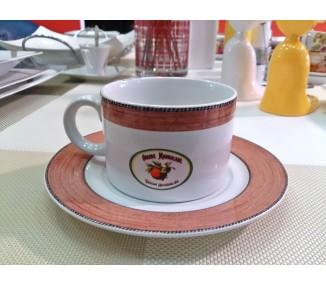 Set 2 tazze colazione