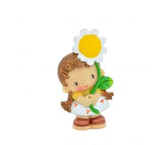 Daisy bimba magnete cm.4,5